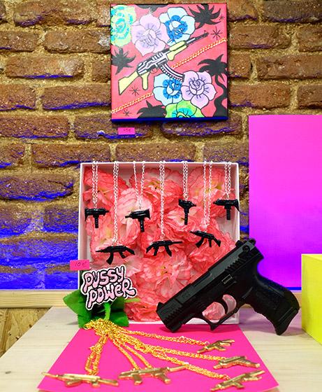 gunsslugs