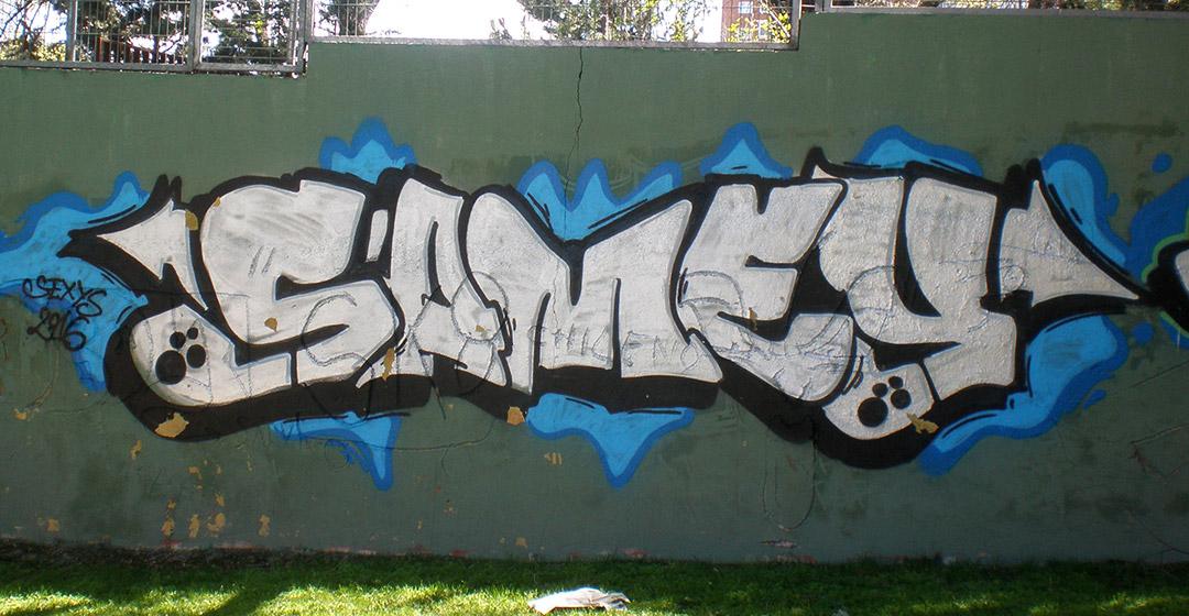 samey